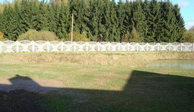 Betoninės tvoros - 89