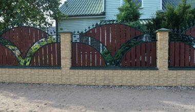 Betoninės tvoros - 92