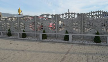 Betoninės tvoros - 93