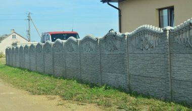 Betoninės tvoros - 94